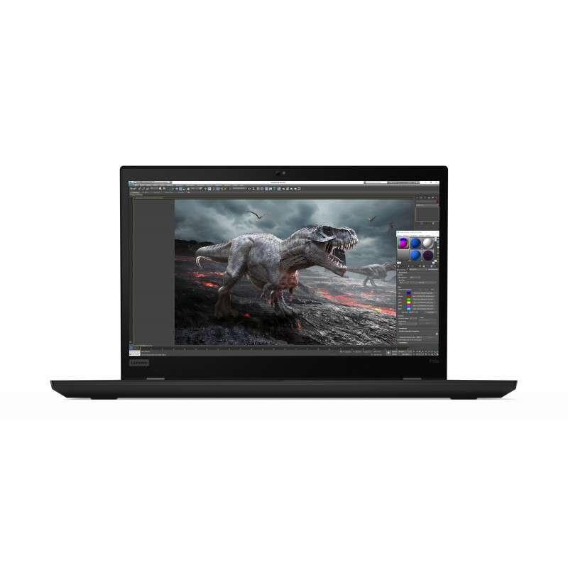 """Lenovo ThinkPad P15s Workstation mobile Nero 39,6 cm (15.6\\"""") 1920 x 1080 Pixel Intel® Core™ i7 di decima generazione 16 GB ..."""