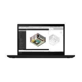 """Lenovo ThinkPad P14s Workstation mobile Nero 35,6 cm (14\\"""") 1920 x 1080 Pixel Intel® Core™ i7 di decima generazione 16 GB LE..."""