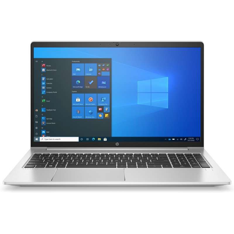 "HP ProBook 450 G8 Computer portatile Argento 39,6 cm (15.6\\"") 1920 x 1080 Pixel Touch screen Intel Core i7-11xxx 16 GB HP 1,..."