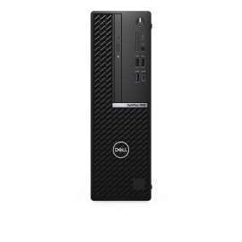 DELL OptiPlex 7080 i7-10700 SFF Intel® Core™ i7 di decima generazione 16 GB DDR4-SDRAM 512 GB SSD Windows 10 Pro PC Nero DELL...