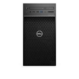 DELL Precision 3640 i7-10700 Tower Intel® Core™ i7 di decima generazione 8 GB DDR4-SDRAM 256 GB SSD Windows 10 Pro PC Nero DE...