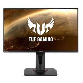 "ASUS TUF Gaming VG259QR 62,2 cm (24.5\\"") 1920 x 1080 Pixel Full HD LED Nero ASUS 339,00€"