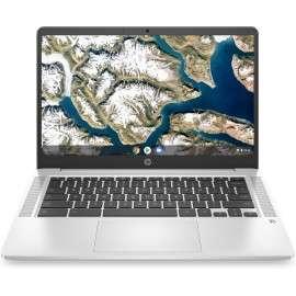 "HP Chromebook 14a-na0021nl 35,6 cm (14\\"") 1920 x 1080 Pixel Intel® Celeron® 4 GB LPDDR4-SDRAM 64 GB eMMC Wi-Fi 5 (802.11ac) ..."
