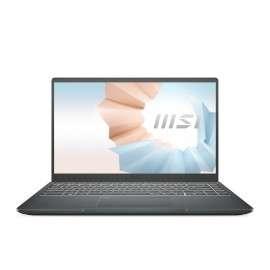 """MSI Modern 14 B11MO-041XIT Computer portatile 35,6 cm (14\\"""") 1920 x 1080 Pixel Intel® Core™ i3 di undicesima generazione 8 G..."""