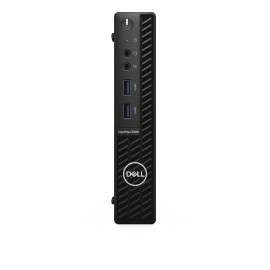 DELL OptiPlex 3080 DDR4-SDRAM i5-10500T MFF Intel® Core™ i5 di decima generazione 8 GB 256 GB SSD Windows 10 Pro Mini PC Nero