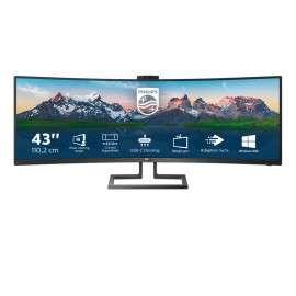 """Philips P Line 439P9H 00 monitor piatto per PC 110,2 cm (43.4"""") 3840 x 1200 Pixel LCD Nero"""