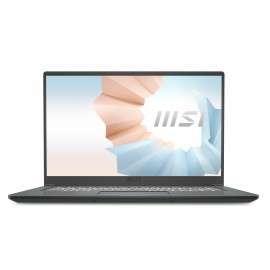 "MSI Modern 15 A11SB-205XIT DDR4-SDRAM Computer portatile 39,6 cm (15.6"") 1920 x 1080 Pixel Intel® Core™ i7 di undicesima"