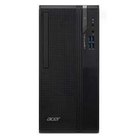 Acer Veriton S2740G DDR4-SDRAM i3-10100 Desktop Intel® Core™ i3 di decima generazione 4 GB 1000 GB HDD Windows 10 Pro PC Nero