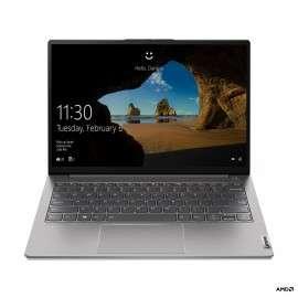 "Lenovo ThinkBook 13s LPDDR4x-SDRAM Computer portatile 33,8 cm (13.3"") 1920 x 1200 Pixel AMD Ryzen 5 8 GB 256 GB SSD Wi-Fi 6"