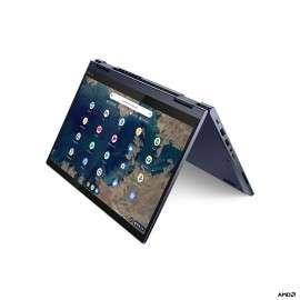 """Lenovo ThinkPad C13 Yoga DDR4-SDRAM Chromebook 33,8 cm (13.3"""") 1920 x 1080 Pixel Touch screen AMD Athlon Gold 4 GB 64 GB eMMC"""