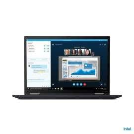 "Lenovo ThinkPad X13 Yoga LPDDR4x-SDRAM Ibrido (2 in 1) 33,8 cm (13.3"") 1920 x 1200 Pixel Touch screen Intel® Core™ i7 di"