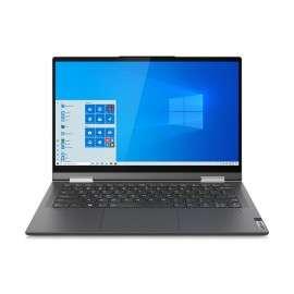 "Lenovo Yoga 5G LPDDR4x-SDRAM Ibrido (2 in 1) 35,6 cm (14\\"") 1920 x 1080 Pixel Touch screen Qualcomm Snapdragon 8 GB 512 GB S..."