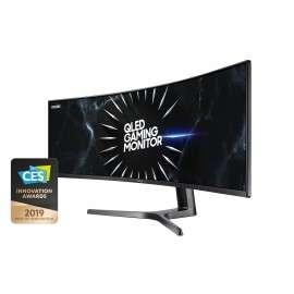 "Samsung C49RG90SSR 124,5 cm (49"") 5120 x 1440 Pixel UltraWide Quad HD+ QLED Nero"