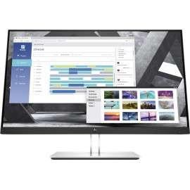 "HP E27q G4 68,6 cm (27"") 2560 x 1440 Pixel Quad HD Nero, Argento"
