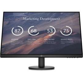 "HP P27v G4 68,6 cm (27"") 1920 x 1080 Pixel Full HD LCD Nero"