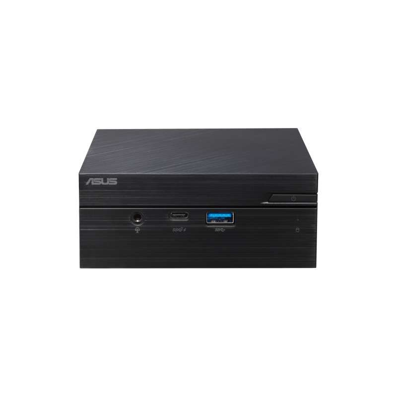 ASUS PN PN41-BC031ZV DDR4-SDRAM N4500 mini PC Intel® Celeron® 4 GB 128 GB SSD Windows 10 Pro Nero