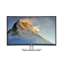 "DELL S Series S3221QS 81,3 cm (32"") 3840 x 2160 Pixel 4K Ultra HD LCD Nero, Grigio"