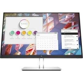 "HP E24 G4 60,5 cm (23.8"") 1920 x 1080 Pixel Full HD LED Nero, Argento"
