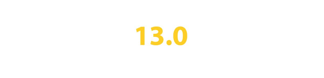 Display 13.0
